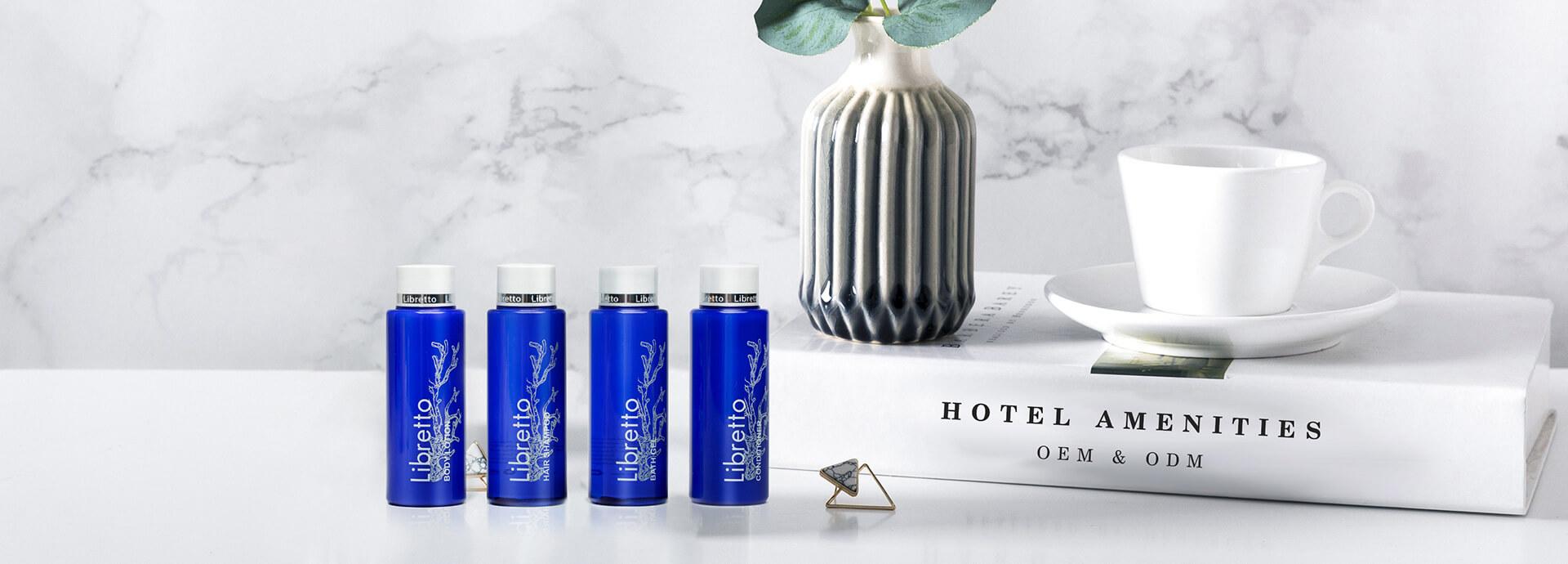 Hotel Amenities Sets