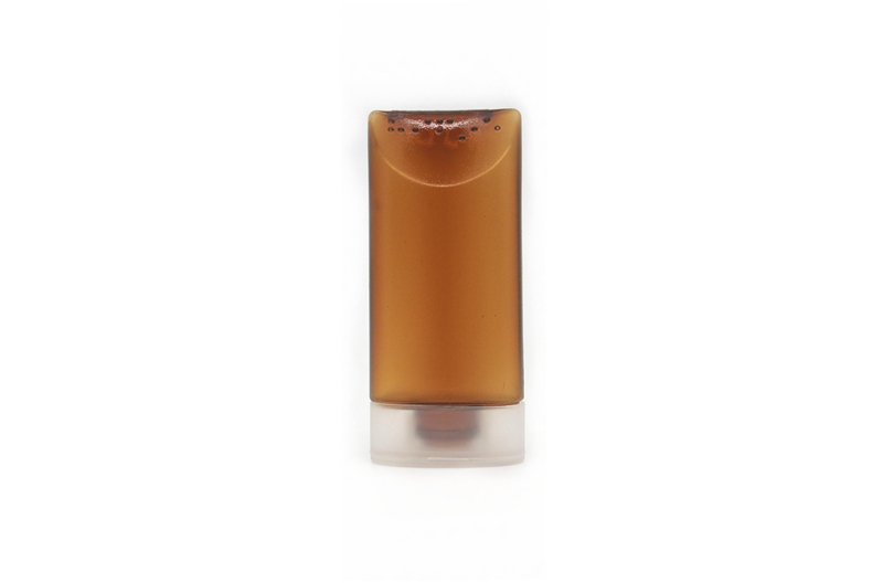 Mini Shampoo Plastic Bottle