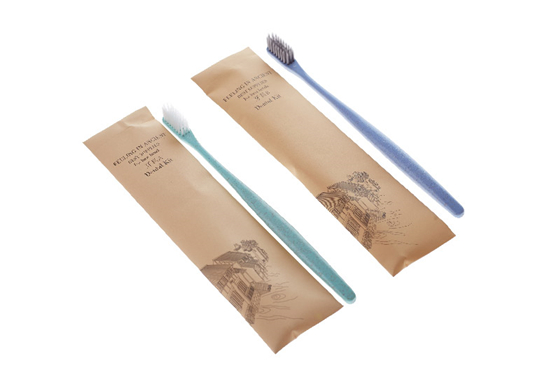 Promotional Hotel Amenities Set Disposable