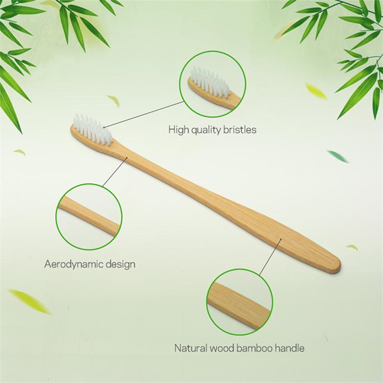 Hotel Bamboo toothbrush