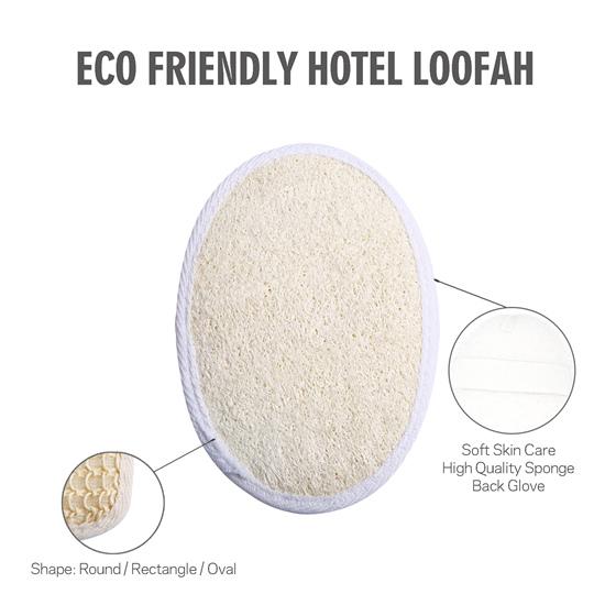 Hotel Necessities Shower Bathing Loofah