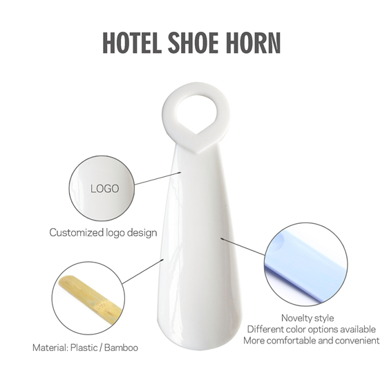 Wholesale Hotel Hot Sale Shoe Horn Supplier