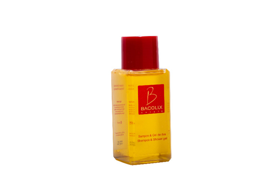 Wholesale Luxury Hotel Toiletries Square Bottle