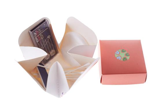 Hotel Sewing Kit Box
