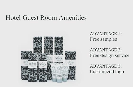 Biodegradable Guest Hotel Amenities