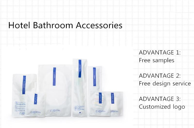 Luxury 3-5 Star Hotel Bathroom Accessories