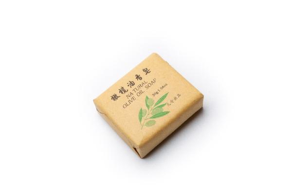 Rectangular Hotel Soap