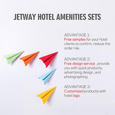 JETWAY Hotel Amenities SET