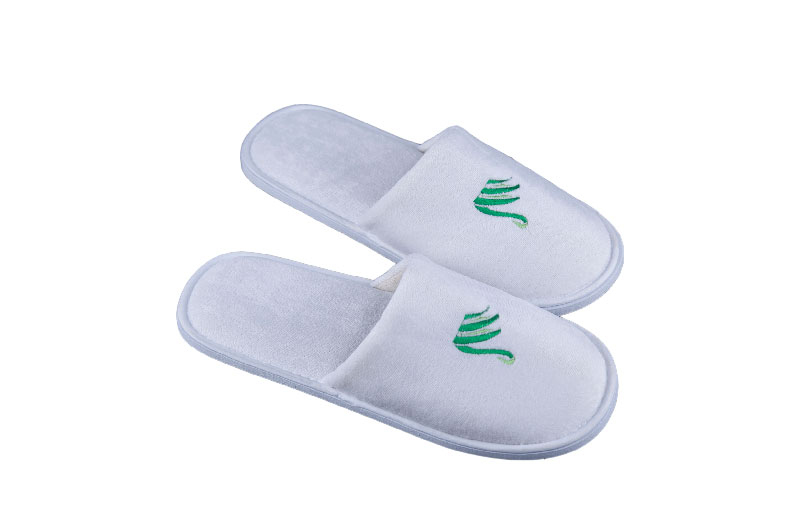 Disposable Hotel Slipper With Logo