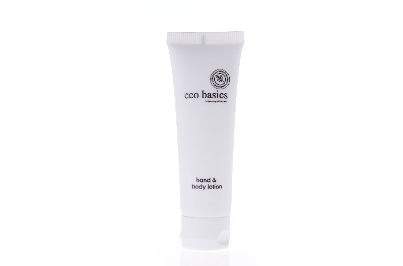Eco Basics White Tube With Sealing