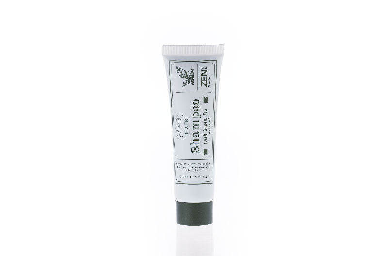 Brand Hotel Shampoo Soft PET Tube With Screw Cap