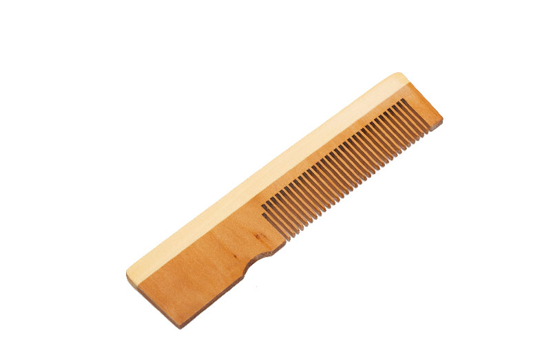 Eco Natural Bamboo Comb Hotel Necessities