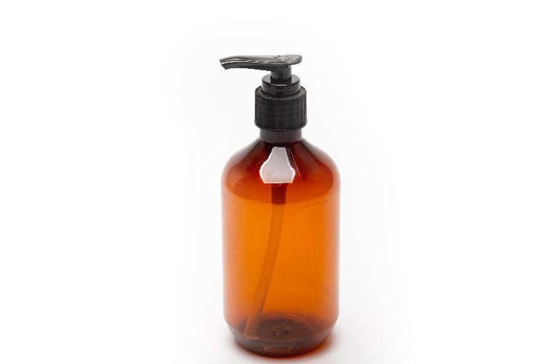 Hotel Liquid Pump Bottle Customized