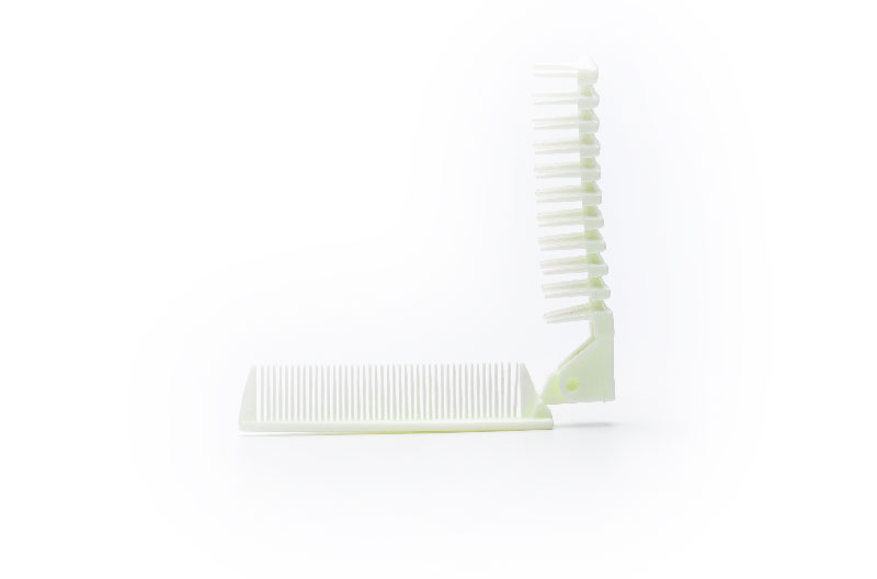 Hot Sale Guest Use Comb Foldable