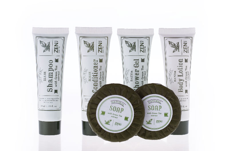 Brand Disposable Hotel Bathroom Amenities