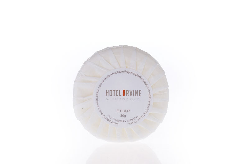 Biodegradable 30G Wholesale Hotel Amenities Soap