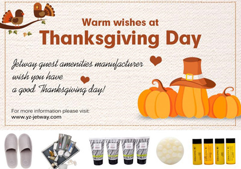 2019 Thanksgiving Day Greeting