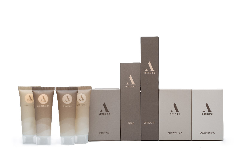 Wholesale 5 Star Bathroom Hotel Amenities Set