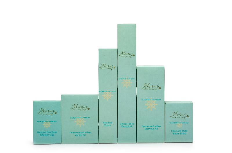 Hotel Toiletries Shampoo Set Supplier