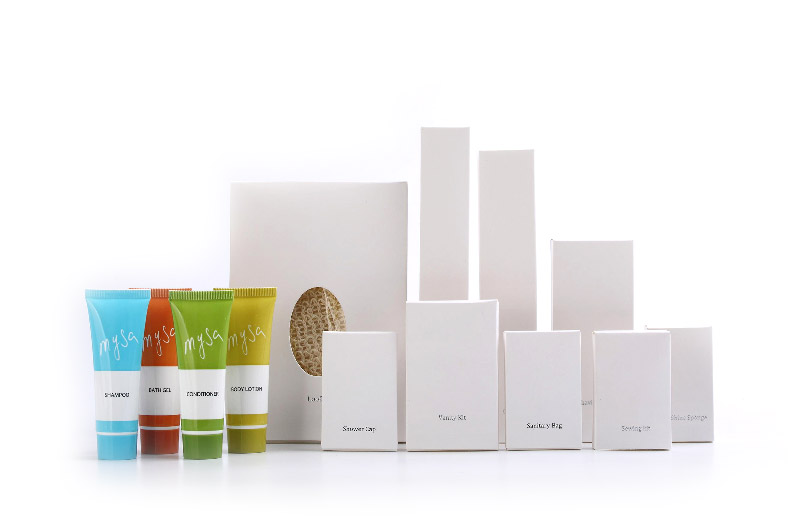 Classic Hotel Supplies Amenities Set