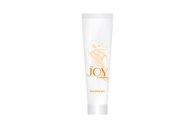 JOY 15ML Mini Hotel Toiletries Tube