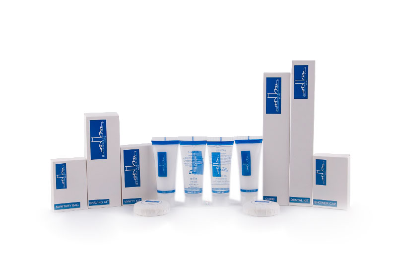 Hotel Hospitality Amenities Set