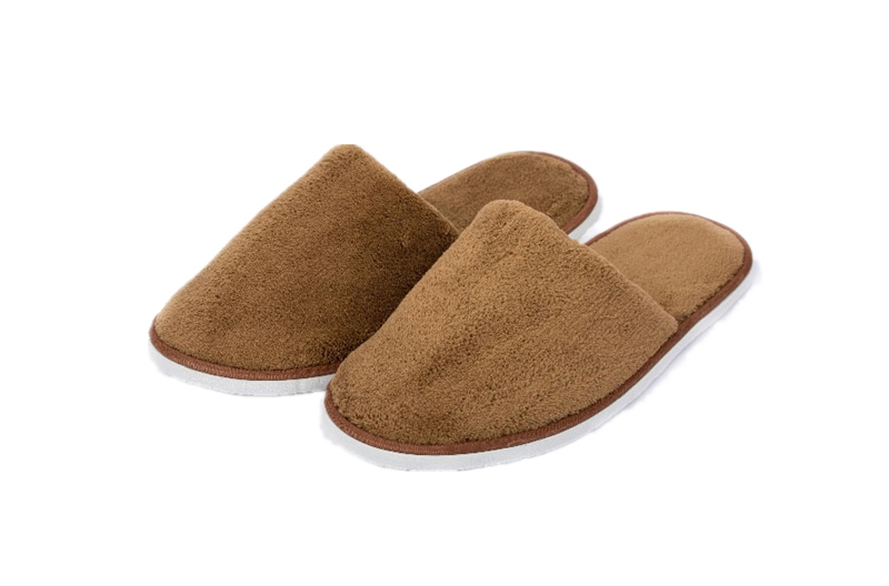 Wholesale Brown Hotel Slipper