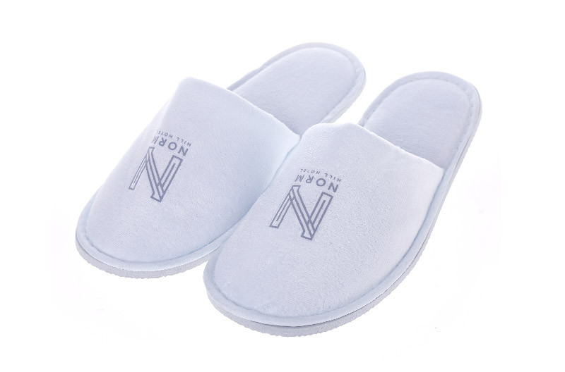 Private Logo Hotel Indoor Slipper