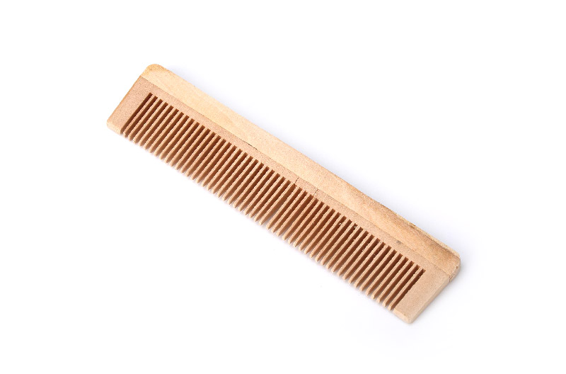 Bamboo Comb For Hotel Guest
