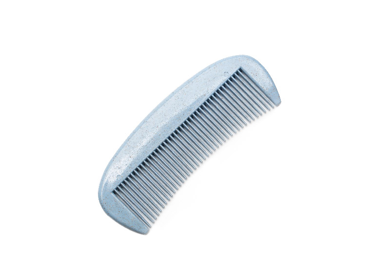 ECO-Friendly Hotel Guest Room Blue Comb
