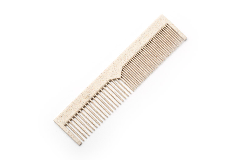 Disposable Wheat Hotel Comb