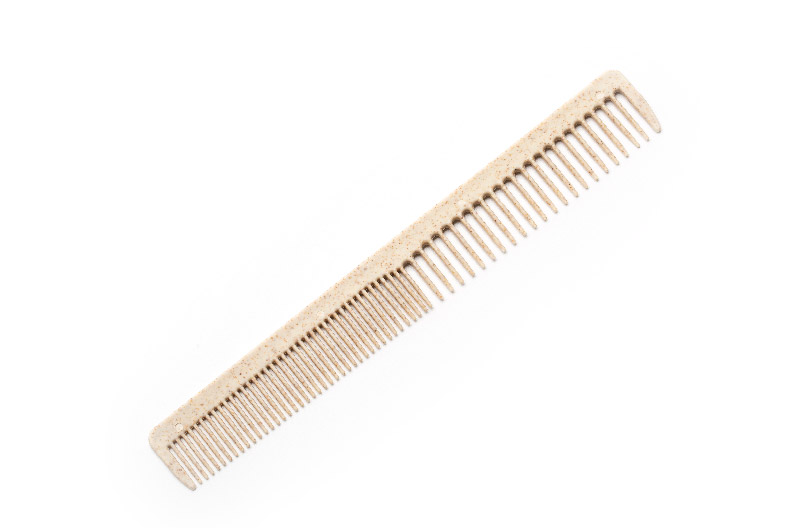 Eco Friendly Guest Comb Wheat Straw