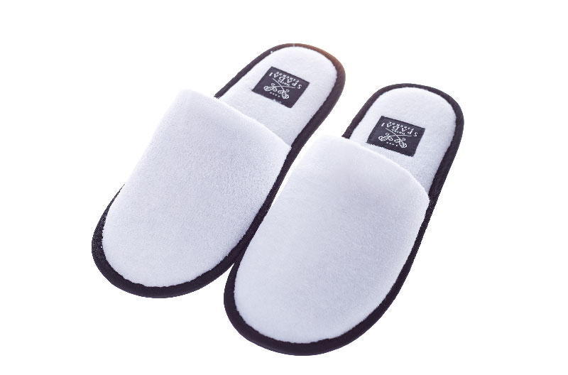 Bulk Individually Wrapped Hotel Slippers