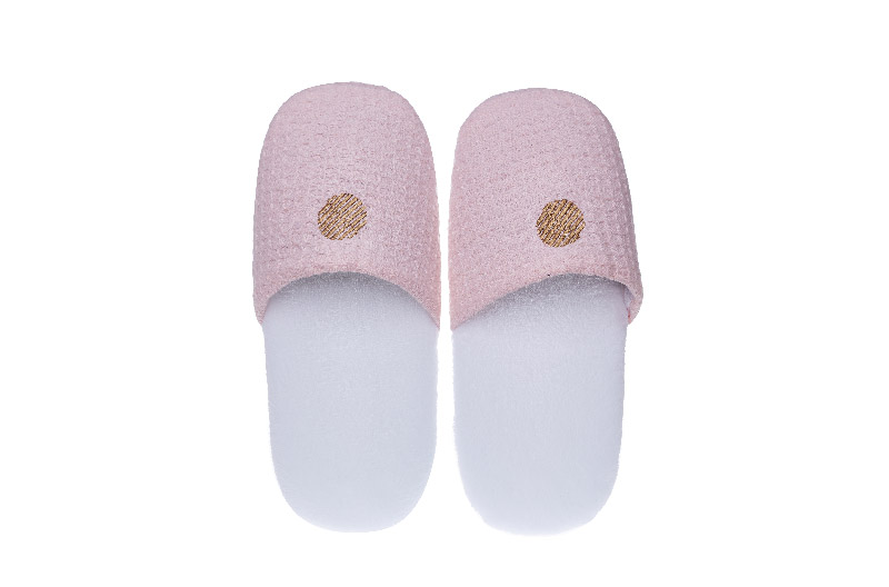 Children Hotel Slippers White Bulk
