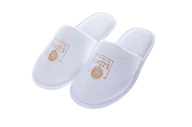 Hotel Custom Slipper