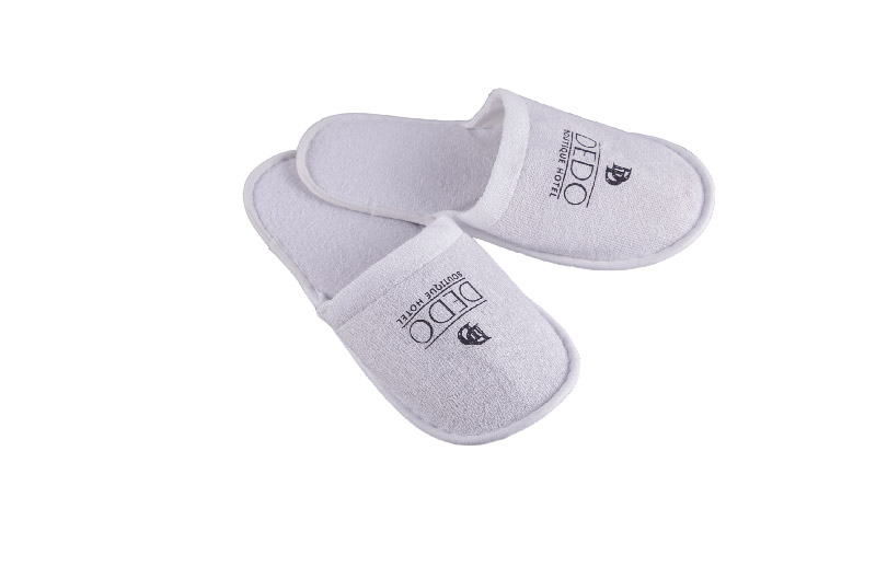Velet White Slipper Wholesale Supply
