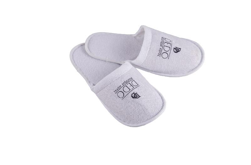 Velet White Slipper Wholesale Supply