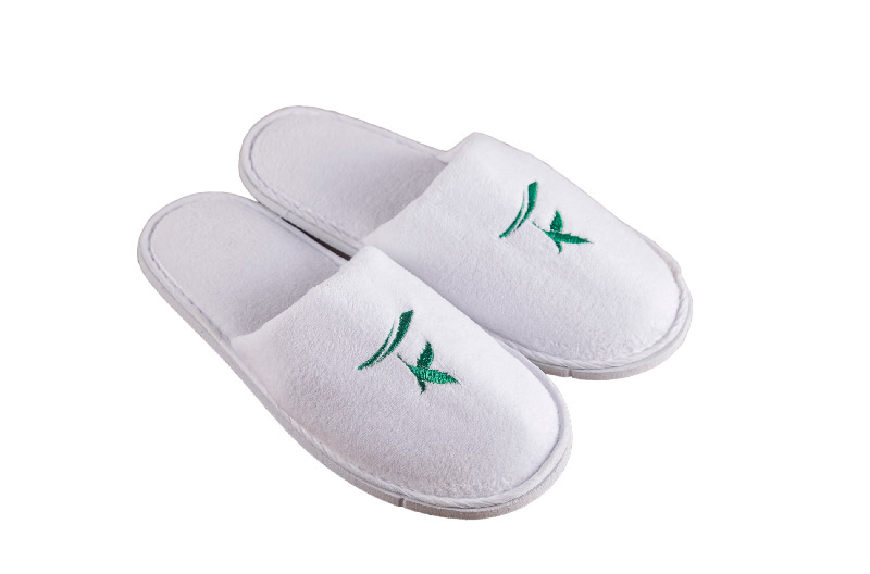 Hotel Offer Guest Slippers