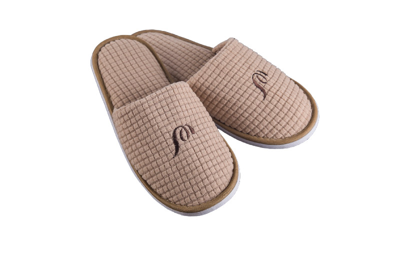 Grey Cotton Slipper Wholesale
