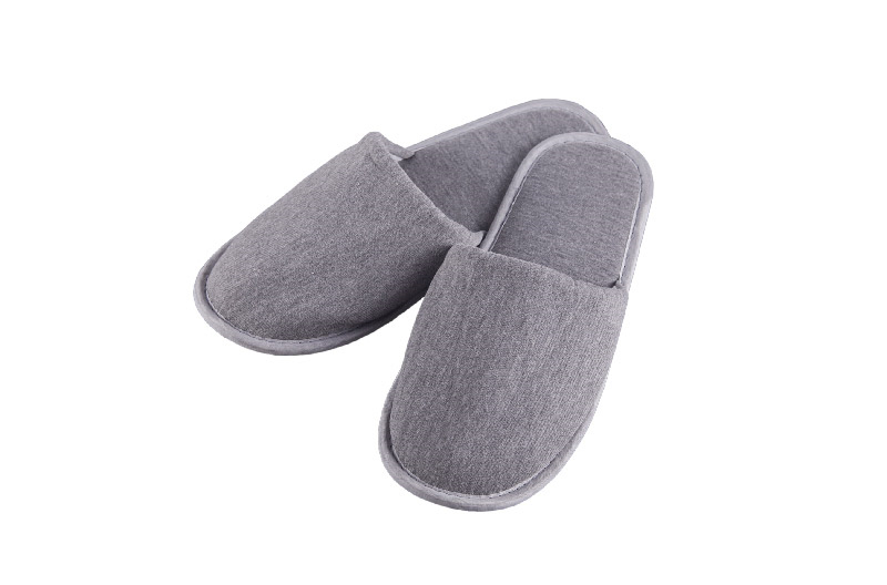 Customized Logo Hotel Guest Slippers