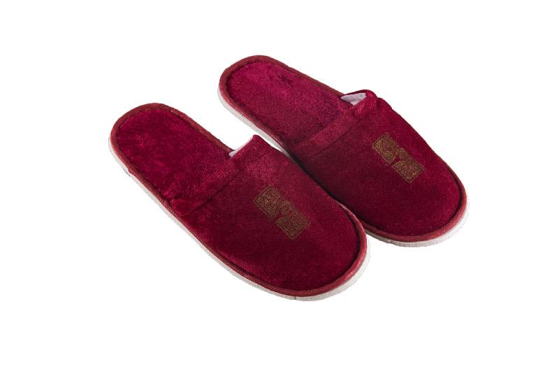 Hotel Custom Slippers