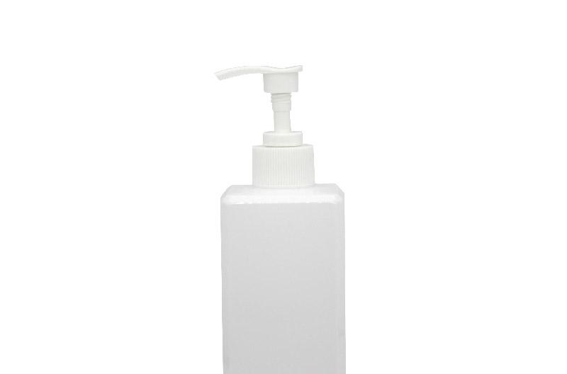 Plastic Hotel Soap Dispenser Bottle
